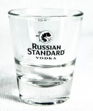 Russian Standard, Vodka, Shotglas, Stamper, 2cl/4cl