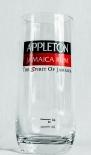 Appleton Rum, Rum Glas, Longdrinkglas Spirit of Jamaika