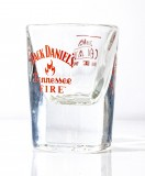 Jack Daniels Whisky, Whiskey, Shotglas, Shotglas Tennessee Fire