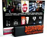 Desperados Bier, 3D-Tischaufsteller, Speisekartenaufsteller