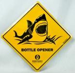 Fosters Bier Brauerei, Blechschild Werbeschild, Bottle Opener