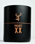 Glenfiddich Whisky, Whiskey Glas, Tumbler Sonderedition Project XX Schwarz