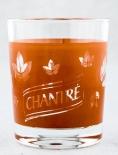 Chantre Cognac, Tumblerglas, Windlicht braune Ausführung