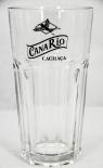 Canario Pot-Still Cachaca 1 Liter Cocktail Glas / Gläser