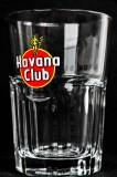 Havana Club Glas / Gläser, Stapelglas / Cocktailglas El ron de Cuba