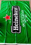 Heineken Bier, Banner, Flagge, Fahne, Horizontal, Trade Mark
