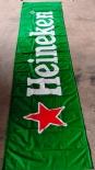 Heineken Bier, XXL Banner, Flagge, Fahne, Horizontal, Heineken