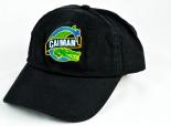 Caiman Cachaca, Baseball-Cap, Mütze, Cap, Schirmmütze, Caiman schwarz