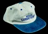 Wodka Gorbatschow, Baseball-Cap, Mütze, Cap, Schirmmütze, Gorbatschow