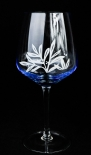 Gin Mare Glas, Ballonglas, Cocktailglas, Gin Tonic, blaue Eingebung