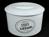 Giffard Likör, 10l Eiswürfelkühler, Eisbox, Eiswürfelbehälter, 3teilig, weiß