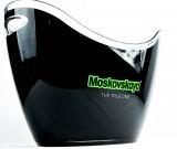 Moskovskaya Vodka, 8l Eiswürfelkühler, Eisbox, Eiswürfelbehälter, Flaschenkühler