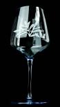 Gin Mare, Gin Tonic Acryl Ballonglas, Cocktailglas, blaue Eingebung