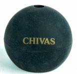 Chivas Regal, Eiswürfelmaker, Eiswürfelbereiter, für das lächelnde Glas, schwarz