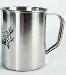 Ficken Likör, Edelstahl Becher, Kaffeebecher Sünderin, Tasse / Krug