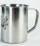 Ficken Likör, Edelstahl Becher, Kaffeebecher Zicke, Tasse / Krug