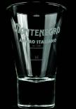 Amaro Montenegro, Konisches Likörglas, Longdrinkglas, 200ml und 400ml