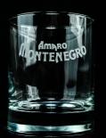 Amaro Montenegro, Tumbler, Likörglas, Glas