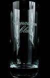 Canadian Club Whisky, Longdrinkglas, Whiskyglas, abgerundeter schwerer Boden