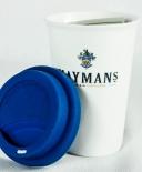 Haymans Gin, Keramik Thermobecher, Becher, Sonderedition This was Gin
