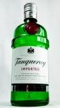 Tanqueray Gin, 3l Dekoflasche, Echtglas, Deco-Bottle, Schauflasche, Limited..