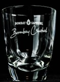 Bombay Sapphire Gin, Gin Glas, Tumbler Salute, Bombay Crushed 2cl/4cl