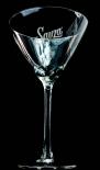 Sauza Tequila, Cocktail Glas, Cocktail Schale, 0,1l