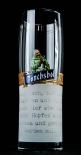 Kulmbacher, Mönchshof Bier, 500 Jahre Editions Bierglas, halb satiniert