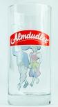 Almdudler Limo, Limonade Glas, Trachtenpärchen, 0,2l