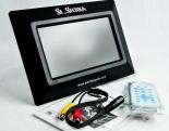 Sierra Tequila, LCD Digitaler Bilderrahmen, 7 Zoll Display, Fernbedienung usw..