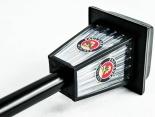 Paulaner Weissbier, LED Solarleuchte, Gartenleuchte, Solarlampe