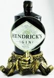 Hendricks Gin, Flaschenaufsteller Glorifer für 0,7l, Massives Messing