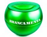 Fernet Branca, Menta, XXL Eiswürfelbehälter, grüne Ausführung, 3teilig mit Sieb