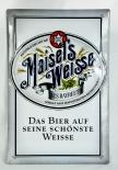 Maisel, Blechschild, Werbeschild, Reklameschild Bier auf seine schönste Weisse