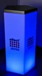 Effect Energy LED Stehtisch, Stehpult, Multicolor, Akkubasis oder Netzstecker