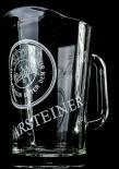 Warsteiner Bier, Glas Karaffe, Pitcher, 1,5l Eine Königin unter den Bieren