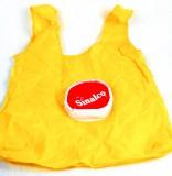 Sinalco Limonade, Einkaufs Tragetasche im Mini Beutel, Falt-Shopper, Bag