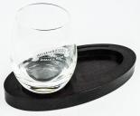 Appleton Rum, Servier Tablett aus Echtholz incl. Appleton Rum Glas Le Esprit