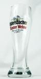 Aldersbach, Kloster Weisse Bier, Bierglas 0,5l Kloster Weisse