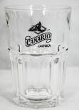 Canario Glas / Gläser, Cachaca / Caipirinha Longdrinkglas, Cocktailglas