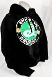Brooklyn Brewery Bier, Hoodie - Sweatshirt, schwarz, Gr.L