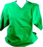 Jacobs Kaffee, T-Shirt, Shirt Rund Ausschnitt, grün Gr. L