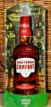 Southern Comfort Whisky, LED Leuchtreklame, Flaschenleuchte, grüne Ausführung