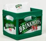 Brinkhoffs Bier, Zettelkasten mit Stiftehalter, Zettelbox als Bierkiste