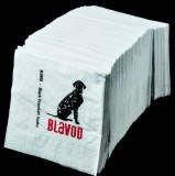 1200 x Blavod Vodka Dalmatiner Papier Servierten