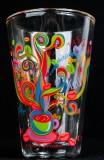 Jacobs Kaffee, Tassimo Latte Macchiato Glas, Edition 2016, Doppelwandig, Thermo