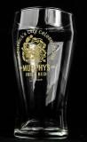 Murphys Beer, Bierglas, half Pint, Pintglas 0,5l, St.Patricks Day Celebrations
