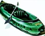 Jever Bier Schlauchboot, Boot, Kajak mit Paddel, 3 Meter