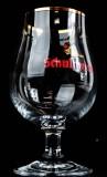 Schultheiss Lager, Berlin Bier, Bierglas, Kugelglas, Schwenker 0,3l mit Goldrand