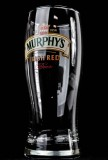 Murphys Beer, Bierglas, half Pint, Pintglas 0,3l, Irish Red